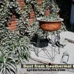 Drilling Dust