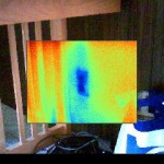 Thermal Image of Electrical Outlet