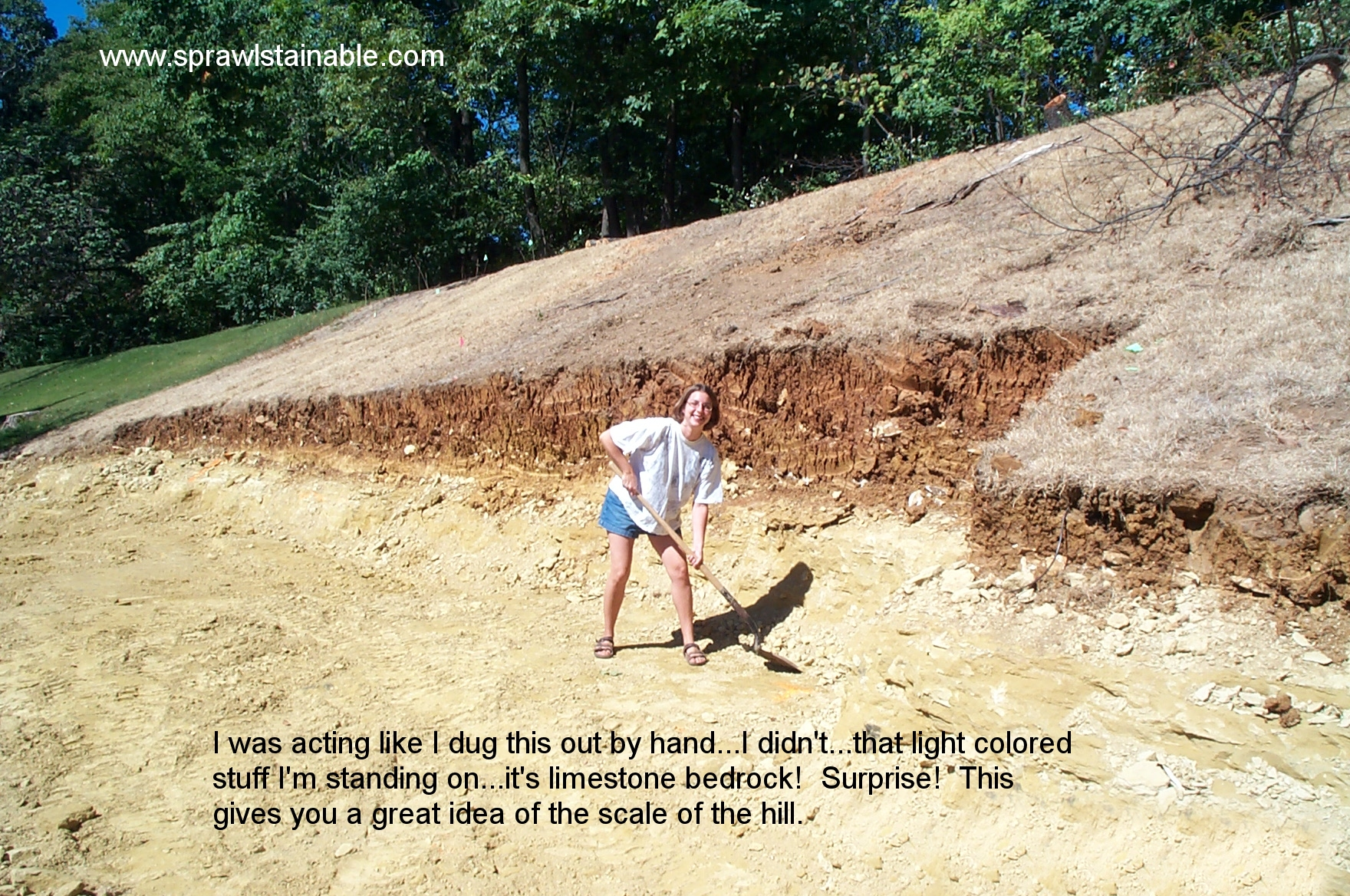 Hill Digging
