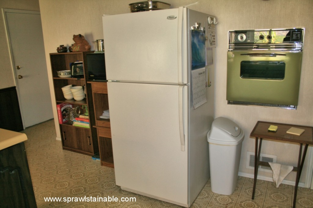 replacing old appliances with energy star models does make good environmental sense, especially refrigerators.